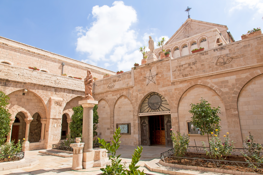 things to do in bethlehem_church of the nativity